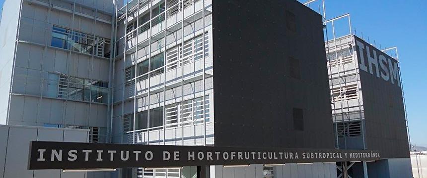 Instituto de Hortofruticultura subtropical y mediterránea la Mayora.